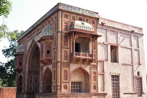 Kanch Mahal Agra