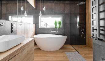 A guide to choosing bathroom tiles for flooring and walls