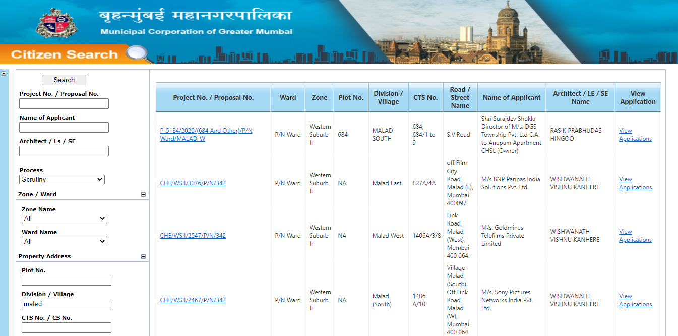 Property tax in Mumbai: Complete guide about BMC and MCGM portal