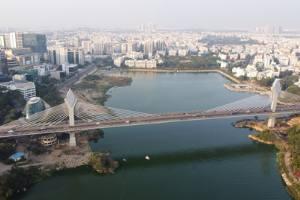 All about Hyderabad's Durgam Cheruvu bridge