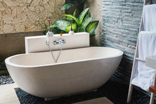 Bathtubs and modern bath spaces that are redefining luxury