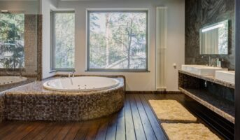 Jacuzzi designs to turn your bathroom into a relaxing space